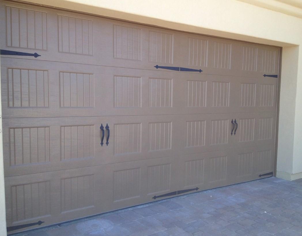 General Garage Door Llc 4387 W Palmaire Ave Glendale Az 85301 Yp Com