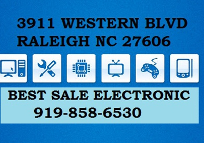 Best sale electronics 3911 Western Blvd , Raleigh, NC 27606 - YP com