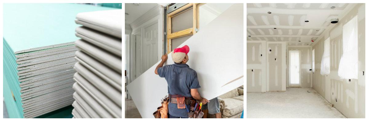 drywall contractors Wichita