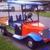 Melissa's Golf Cart