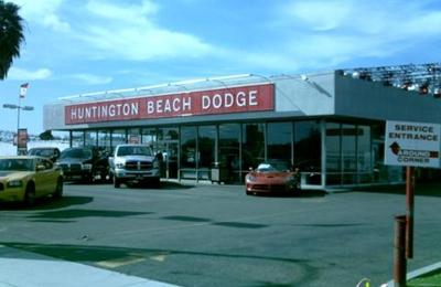 Huntington Beach Dodge >> Huntington Beach Dodge 16555 Beach Blvd Huntington Beach Ca 92647