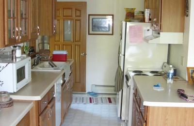 Kitchen Bath Mart   Arbor Vitae, WI. Old Galley Kitchen