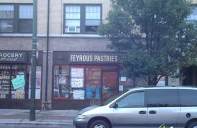 Feyrous Pastries - Chicago, IL