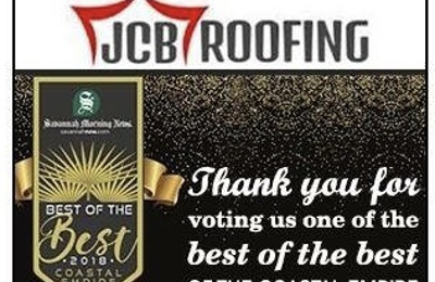 JCB Roofing LLC - Hilton Head Island, SC. 2018 Voted Best of the Best for the Coastal Empire - Thanks to Everyone who voted!