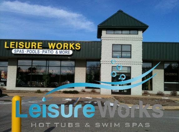 Leisure Works Hot Tubs & Swim Spas - Ann Arbor, MI