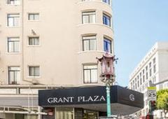 Grant Plaza Hotel - San Francisco, CA