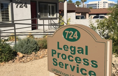Legal Process Service - Las Vegas, NV