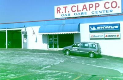 RT Clapp - Knoxville, TN