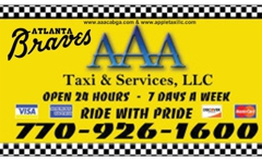 AAA Taxi Services