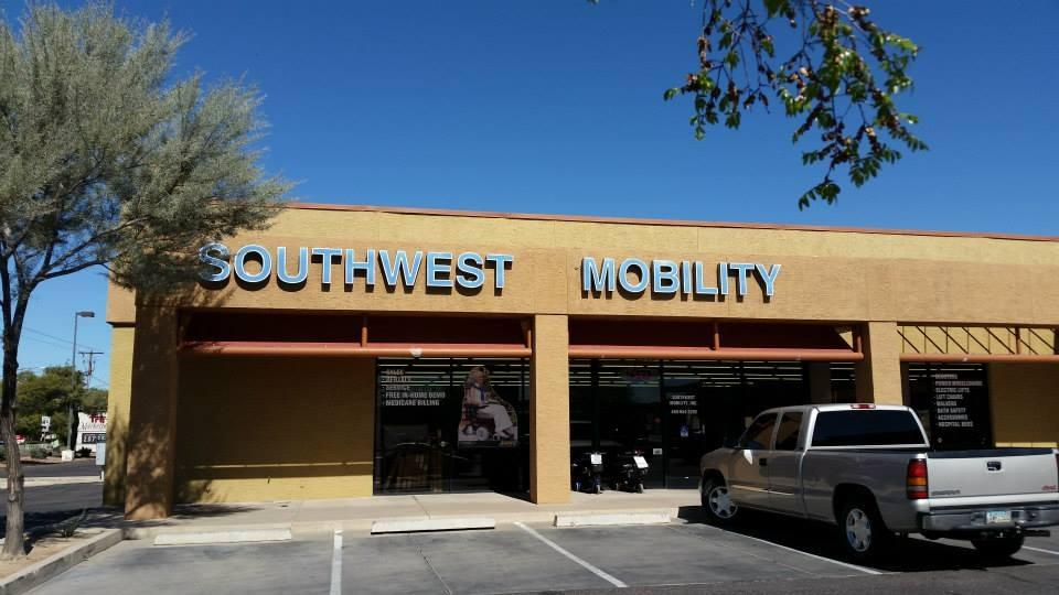 Durable Medical Equipment Rentals from Southwest Mobility in Phoenix AZ