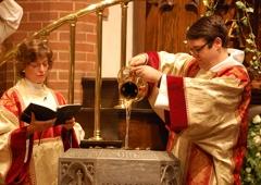 St Lukes Episcopal Church - Atlanta, GA