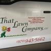 That Lawn Company, LLC