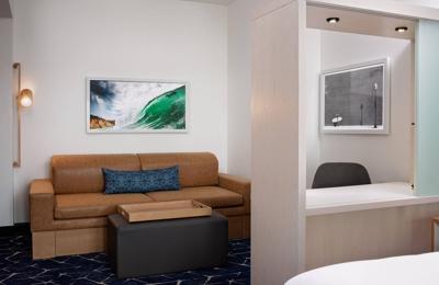 SpringHill Suites by Marriott San Diego Oceanside/Downtown - Oceanside, CA