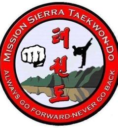 Mission Sierra Taekwon-do - San Jose, CA. School Patch