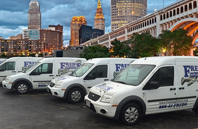 Fred's Appliance Service - Madison, OH