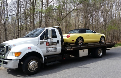 Empire Towing Corp. - Mooresville, NC