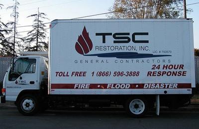 TSC Restoration, Inc. - San Diego, CA