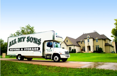 All My Sons Moving & Storage of Houston - Houston, TX