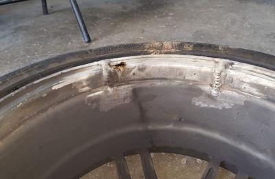 Redline Rim Repair - Greenville, SC