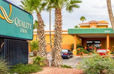 Quality Inn Airport - Tucson, AZ