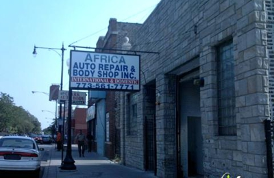 Africa Auto Repair & Body Shop - Chicago, IL