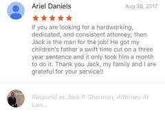 Jack P Sherman Attorney At Law - Memphis, TN