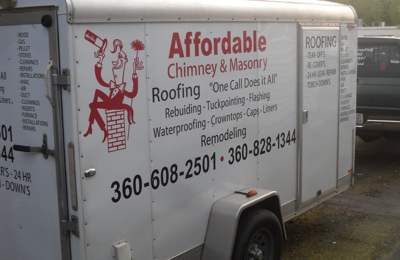Affordable Chimney U0026 Masonry U0026 Roofing   Vancouver, WA