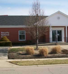 Security National Bank: Enon Office - Enon, OH