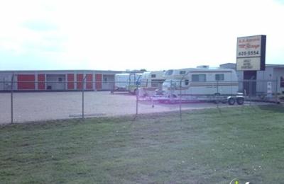 A.A. Aarons Mini-Storage - New Braunfels, TX