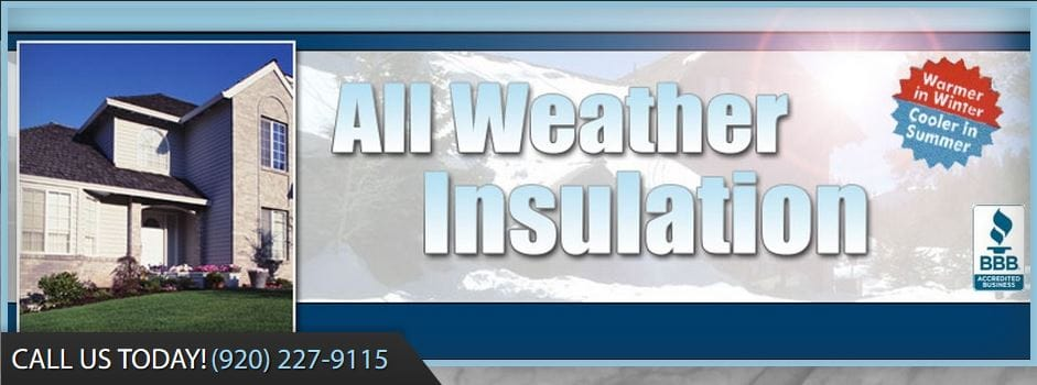 Insullation Company Green Bay Wisconsin