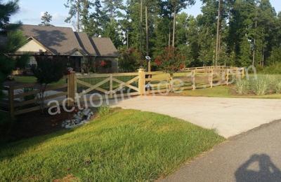 Aa Action Fence Company Llc 193 Moore Rd Gray Ga 31032