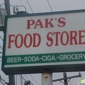 Paks Food Store - Houston, TX