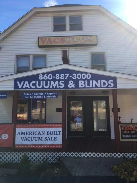 Vacs Plus LLC 486 W Main St, Norwich, CT 06360 - YP.com