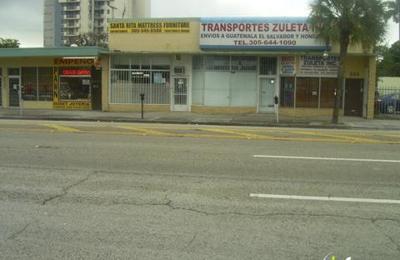 Transportes Zuleta Inc. - Miami, FL