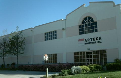 Artech Industries Inc - Riverside, CA