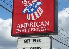 American Party Rental - Austin, TX