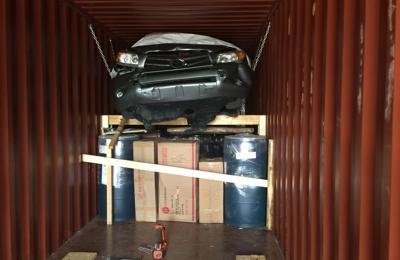 ROYAL CONSOLIDATORS LLC - Jacksonville, FL. Consolidated Shipping Door to door