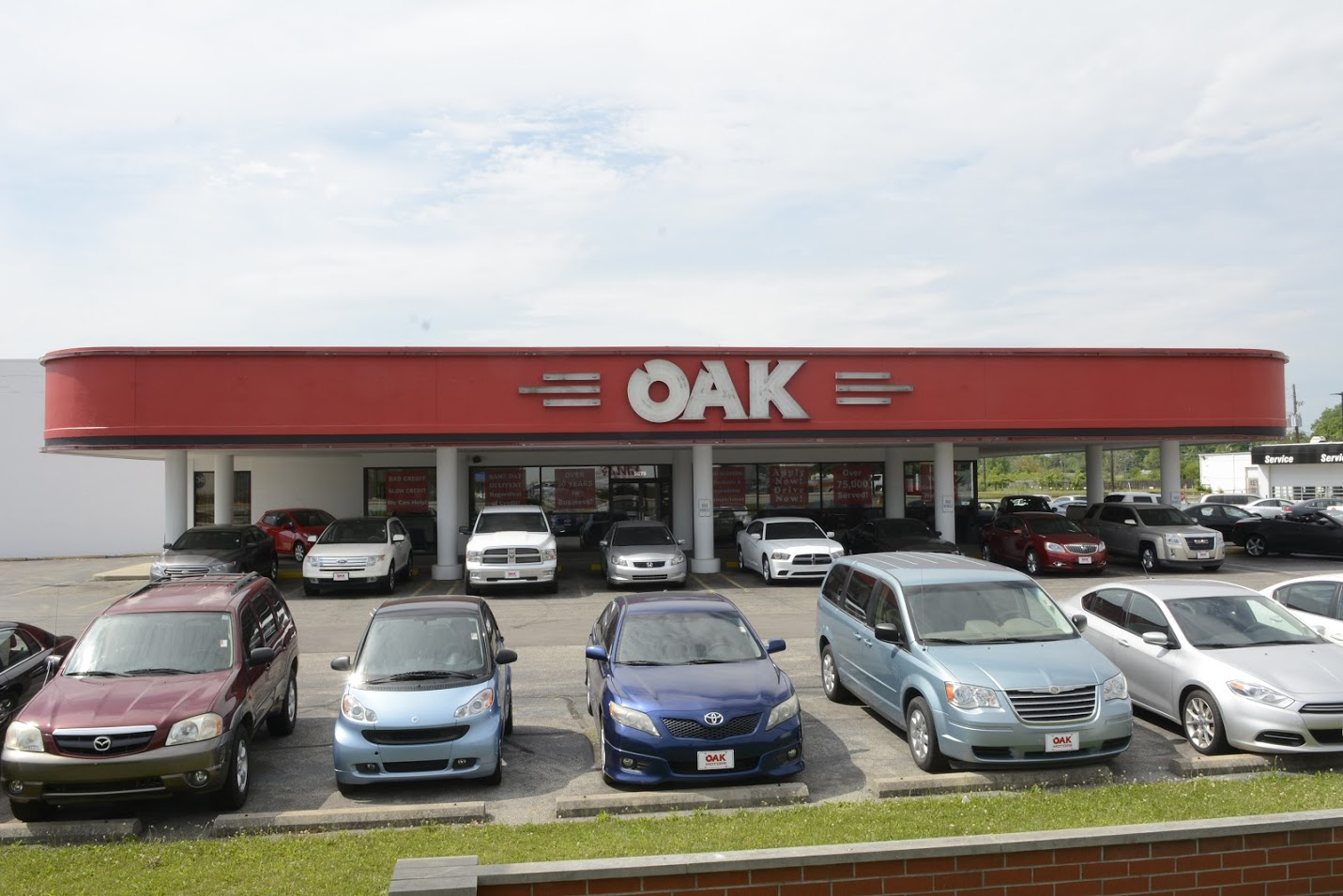 oak motors shadeland
