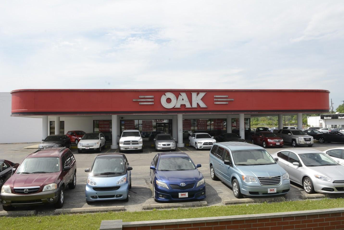 oak motors shadeland