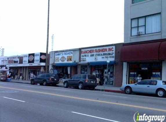 Sammy's Fashion Inc - Los Angeles, CA
