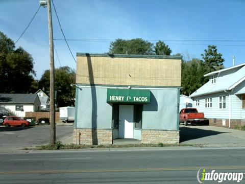 Henry J S Taco House 2920 Sw 9th St Des Moines Ia 50315