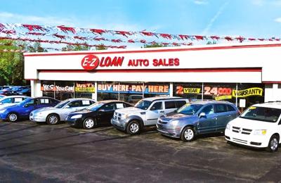 E-Z Loan Auto Sales - Lockport, NY