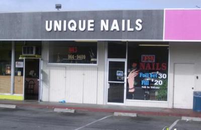 Unique Nails - Mountain View, CA