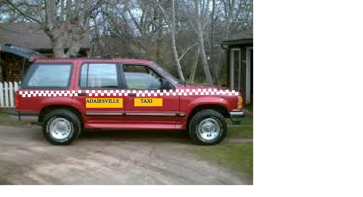Cartersville taxi