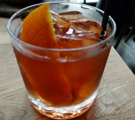 Girl & The Goat - Chicago, IL. old fashioned twist