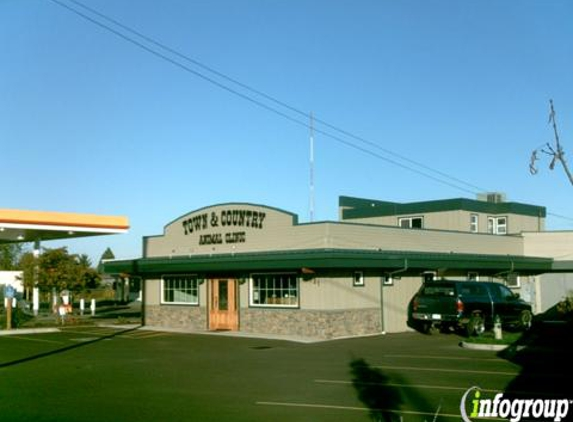 Town & Country Animal Clinic - Corvallis, OR