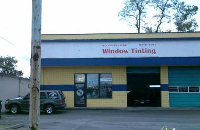 Solar Eclipse Window Tinting - Vancouver, WA