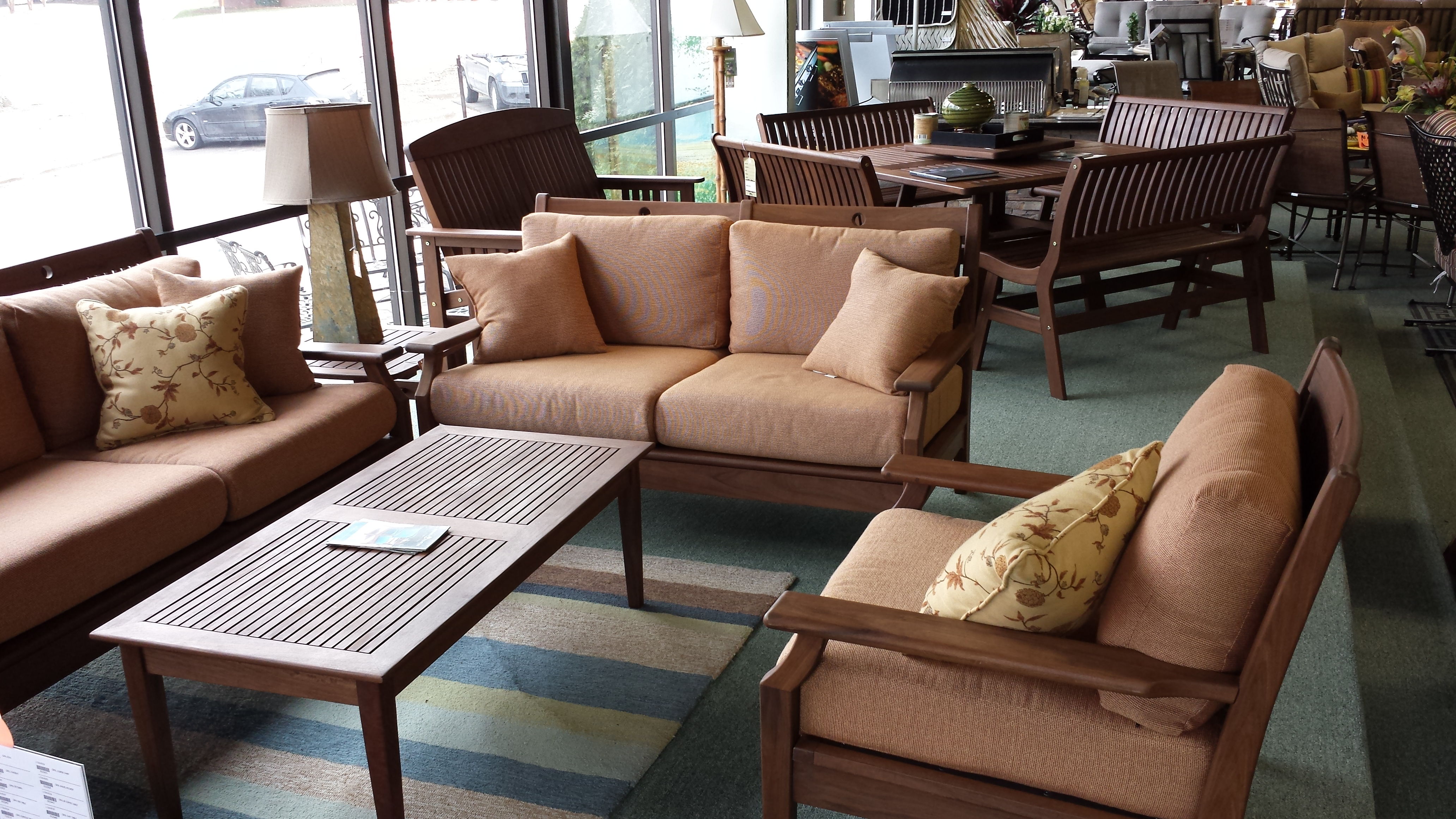 The Fire House Casual Living Store 5301 Capital Blvd, #J ... on Fireplace Casual Living id=22697