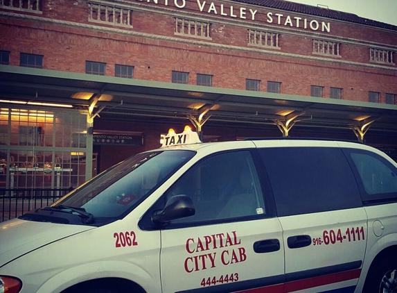 Sacramento City Cab - Sacramento, CA