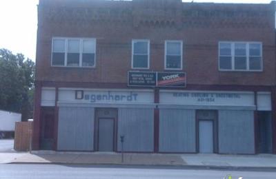 Degenhardt Heating Cooling 7624 S Broadway Saint Louis Mo